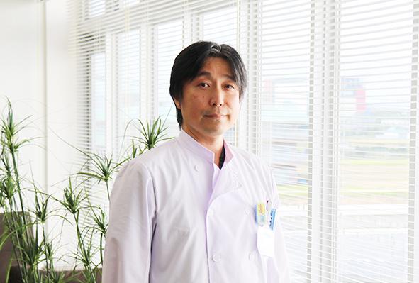 臨床研修センター長_福屋裕嗣先生(掲載用)02